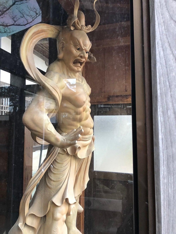 松源院の仏像