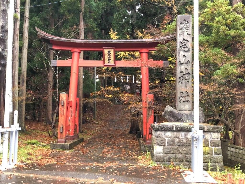 巖鬼山神社(青森県)