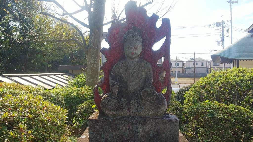 宝蔵寺の仏像