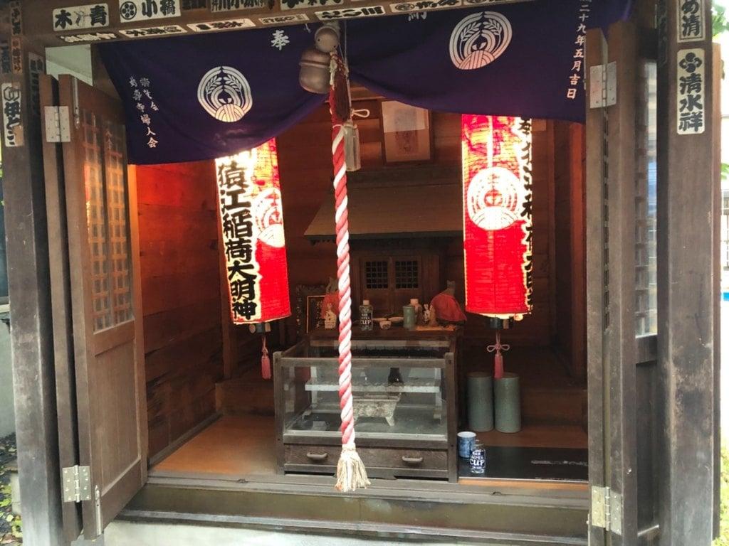 妙壽寺猿江別院の本殿