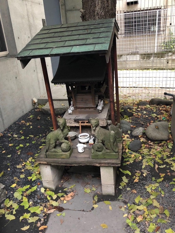 妙壽寺猿江別院の末社