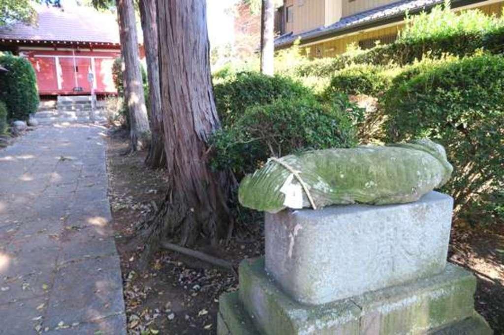 安行氷川神社(埼玉県)