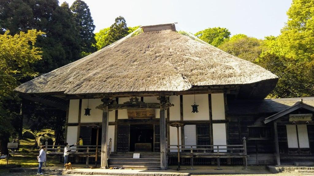 有珠善光寺の本殿