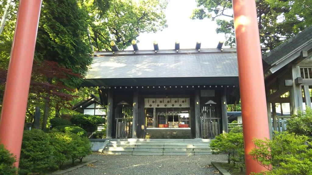 本輪西八幡神社(北海道)