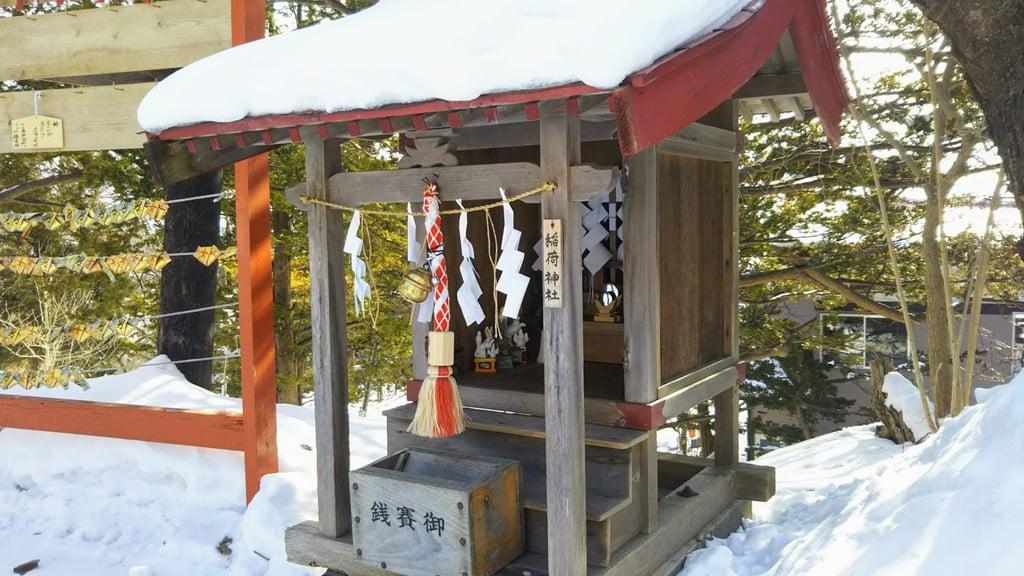 虻田神社の末社