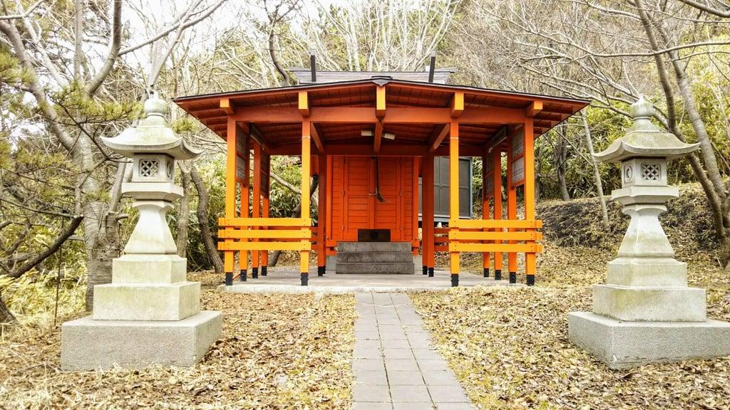 伊丹来稲荷神社(北海道)