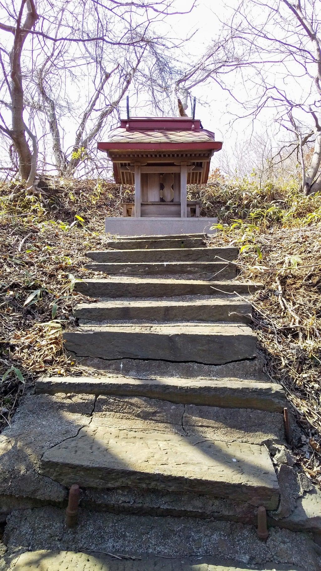 祝津神社の末社