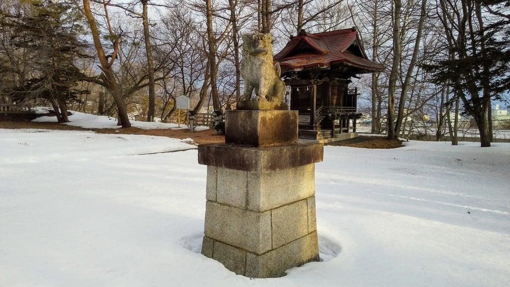 網走護国神社(北海道)