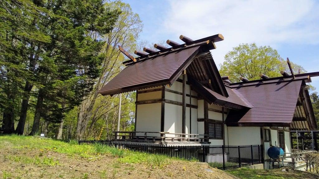 穂別神社(北海道)