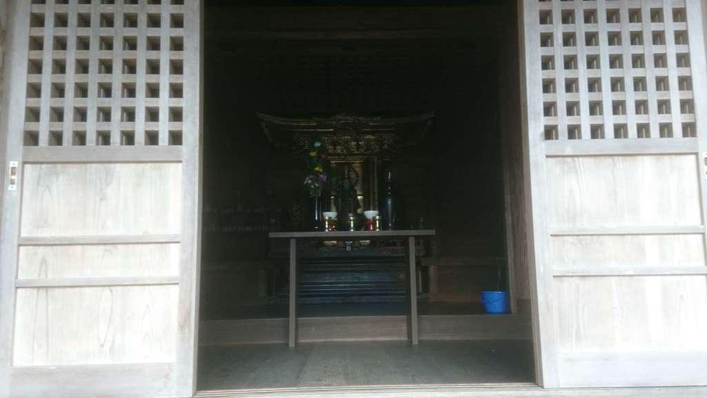 甘南美寺(岐阜県)