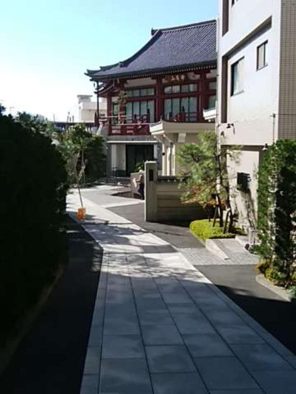 徳雲寺の本殿