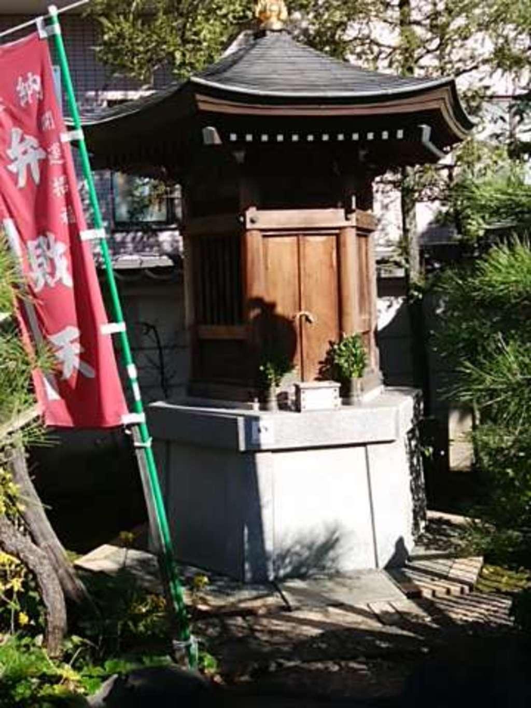 徳雲寺の末社