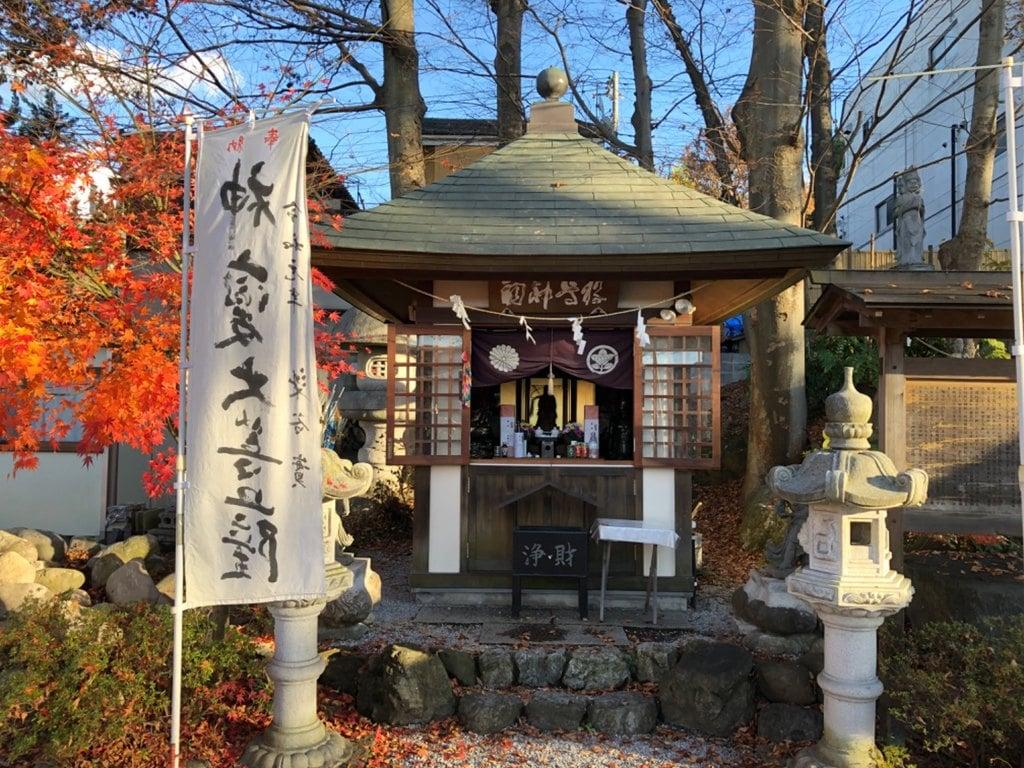 秩父今宮神社の末社