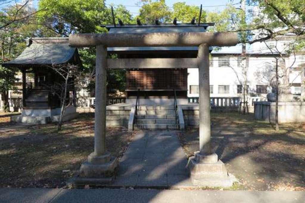 川口神社の末社