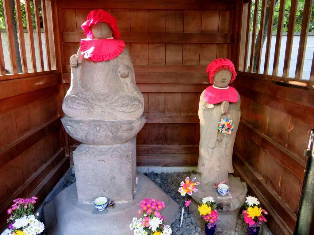 輪王寺の地蔵