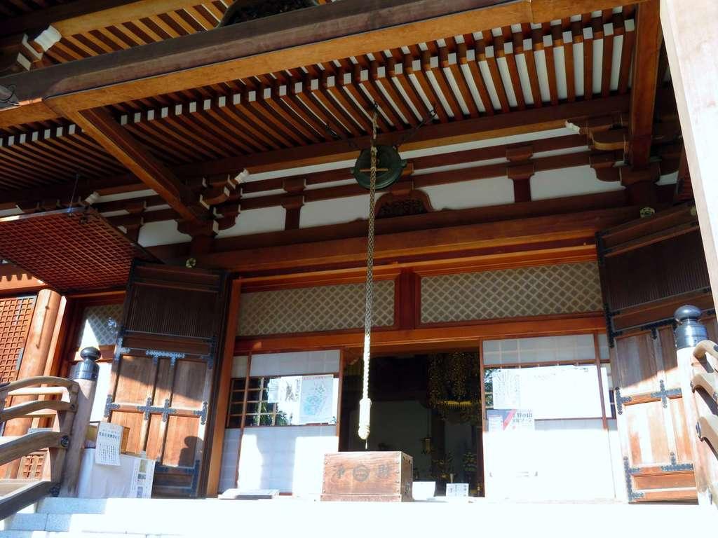 輪王寺の本殿