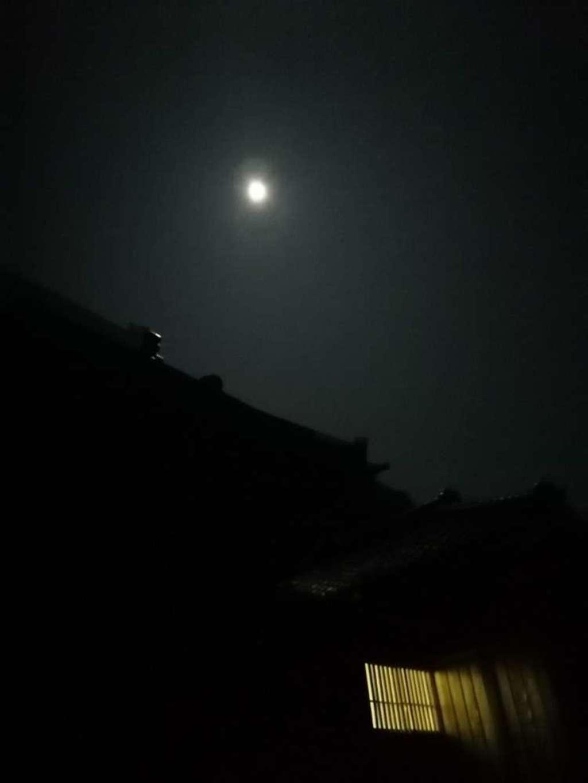 伏木香取神社の景色