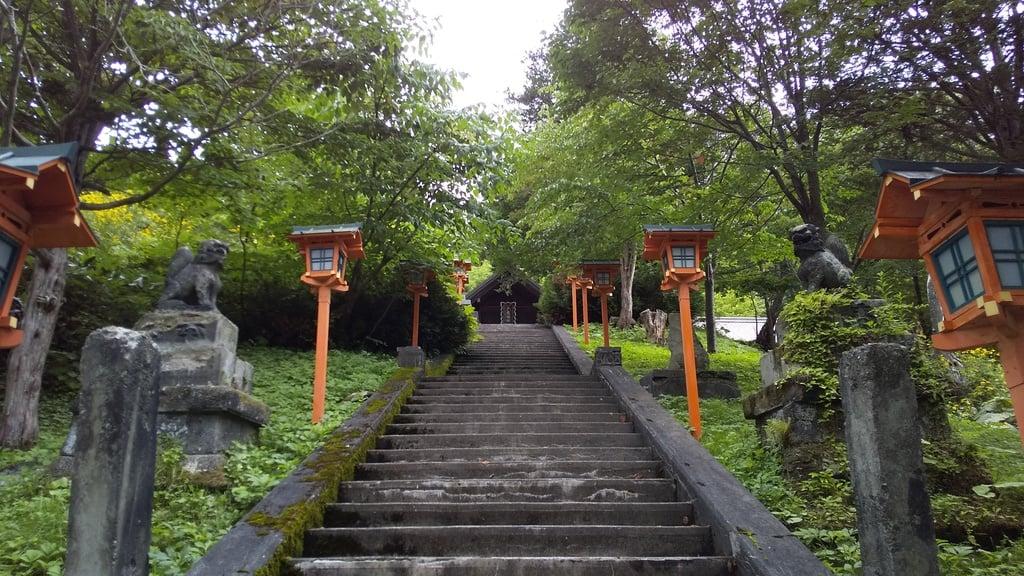 夕張神社の建物その他