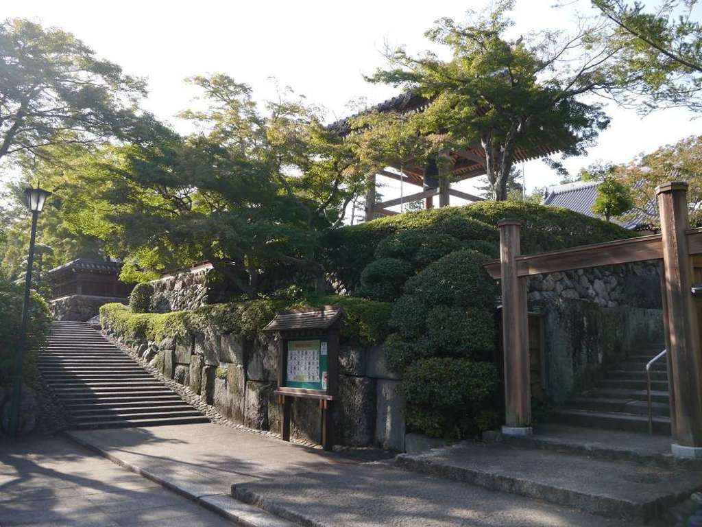 能仁寺の建物その他