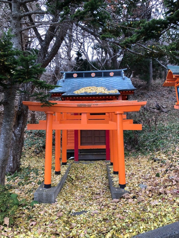 住吉神社の鳥居