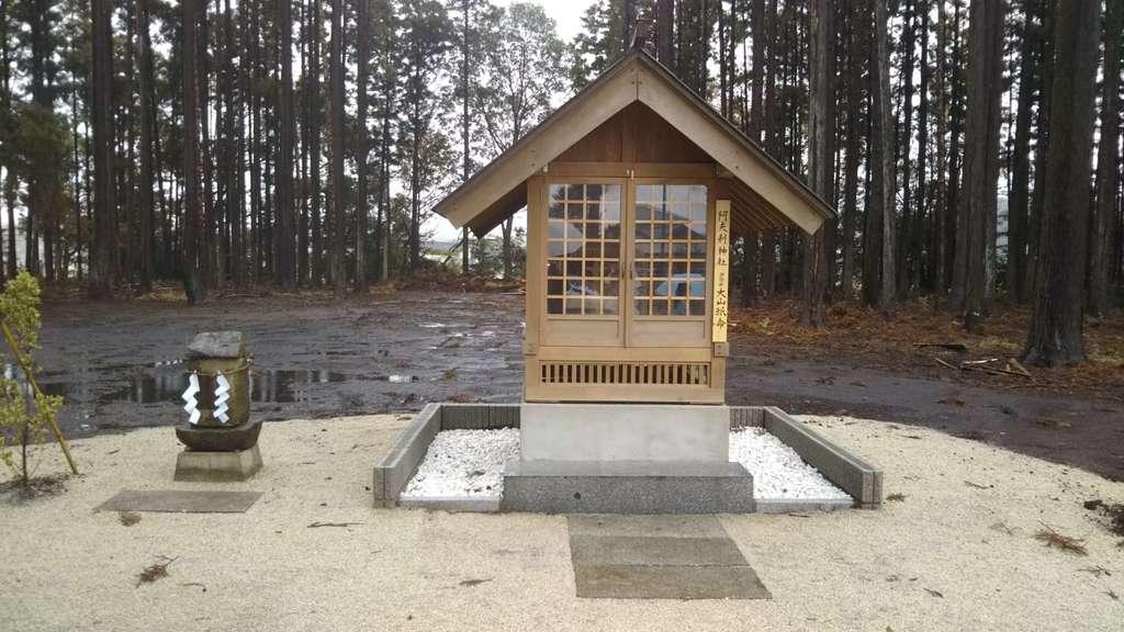 鹿嶋三嶋神社の末社