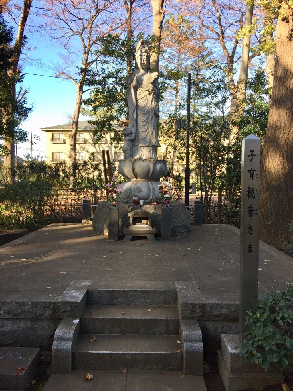 妙法寺の仏像