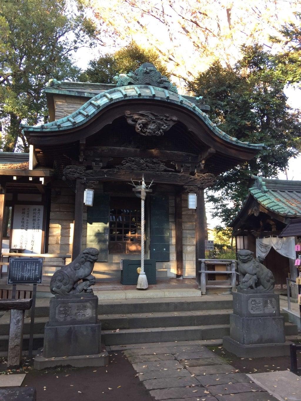 妙法寺の末社