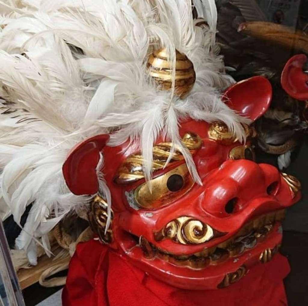 於菊稲荷神社のお祭り