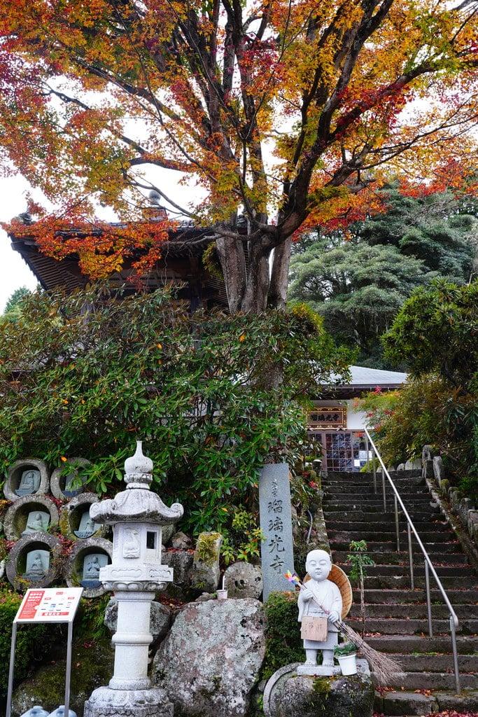 瑠璃光寺(大分県)