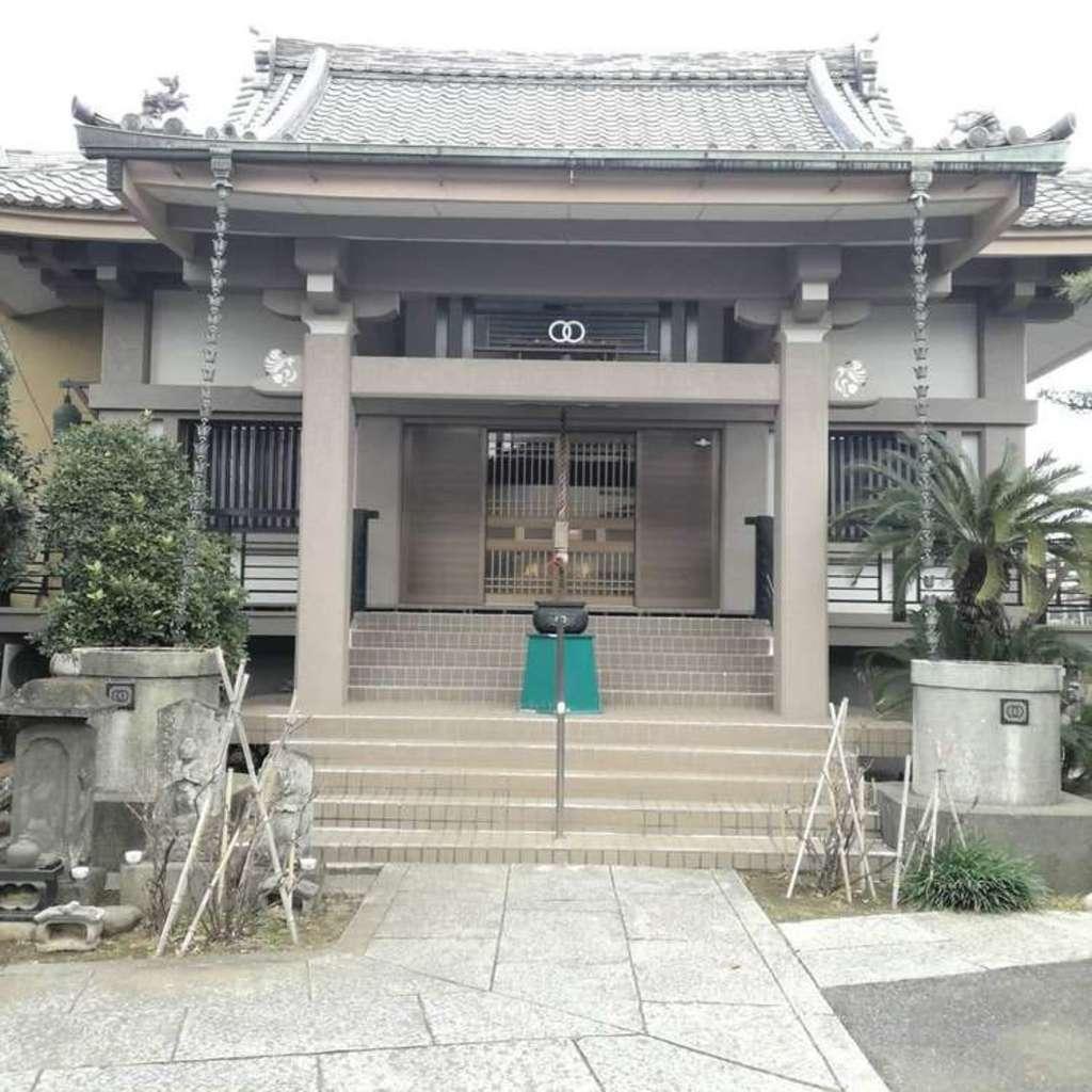 密蔵院の本殿