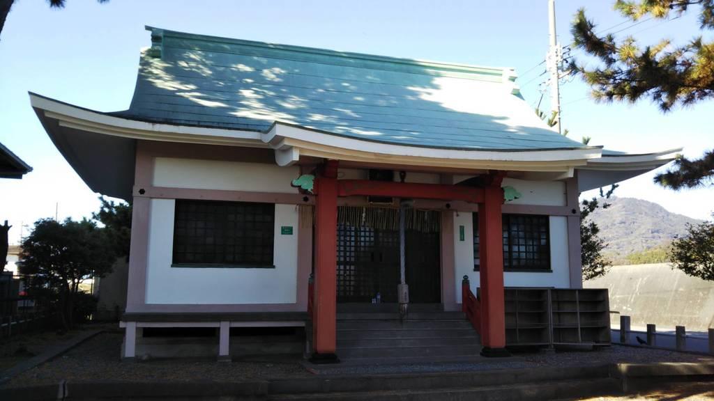 宗像神社の本殿