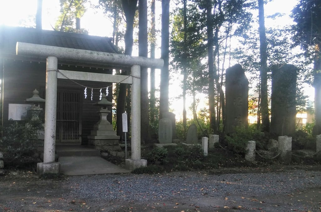 北野天神社の末社