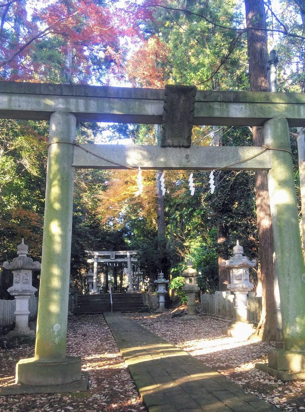 北野天神社の鳥居