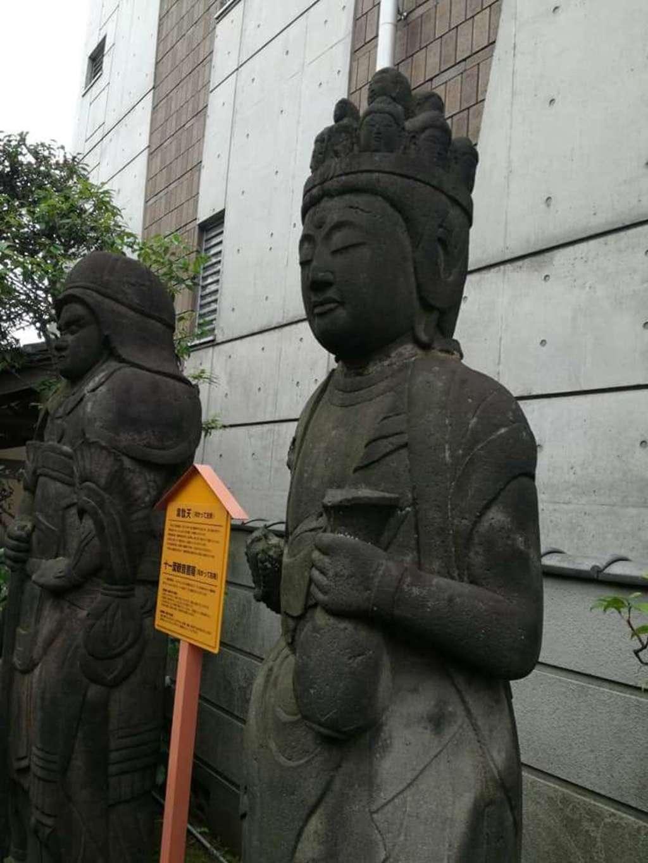 西光寺の仏像