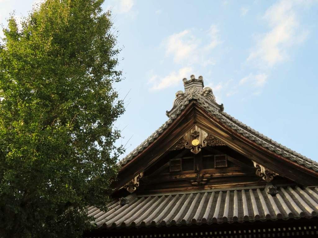 寛永寺の建物その他