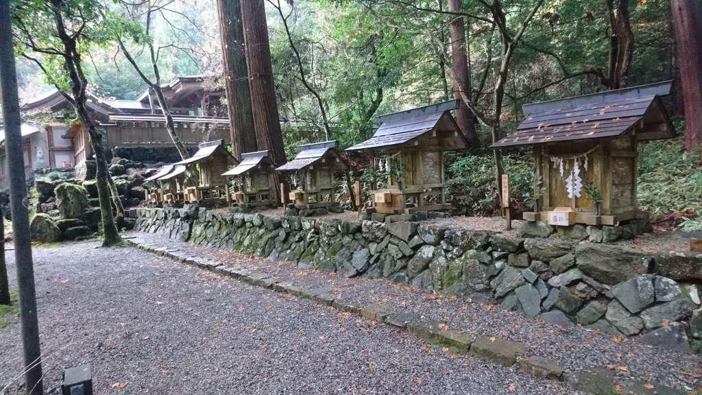 八幡神社(武芸八幡宮)の末社
