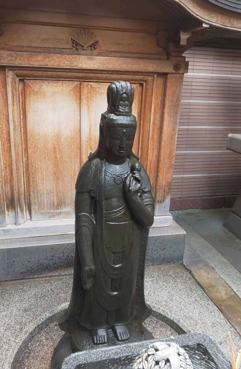 とげぬき地蔵尊 高岩寺の仏像