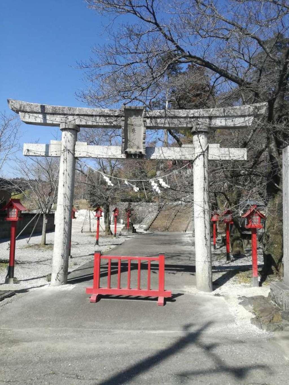 賀茂別雷神社の鳥居