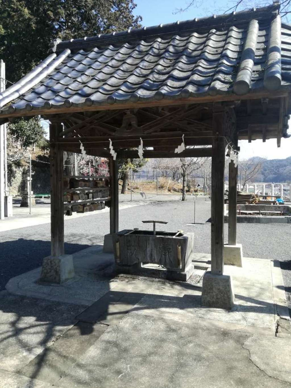 賀茂別雷神社の手水