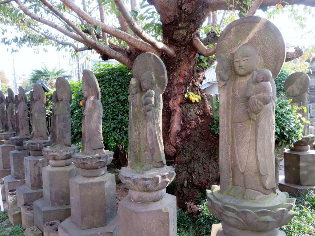 浄名院の地蔵