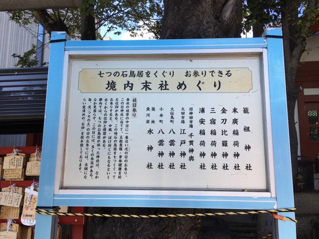 神田神社(神田明神)の歴史