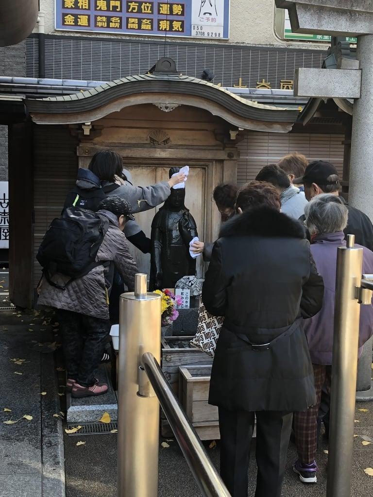 とげぬき地蔵尊 高岩寺の地蔵