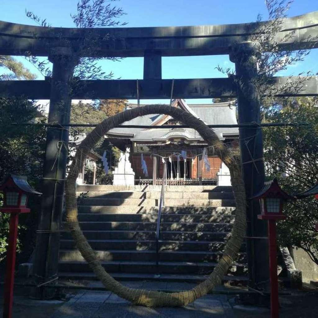 一瓶塚稲荷神社の建物その他