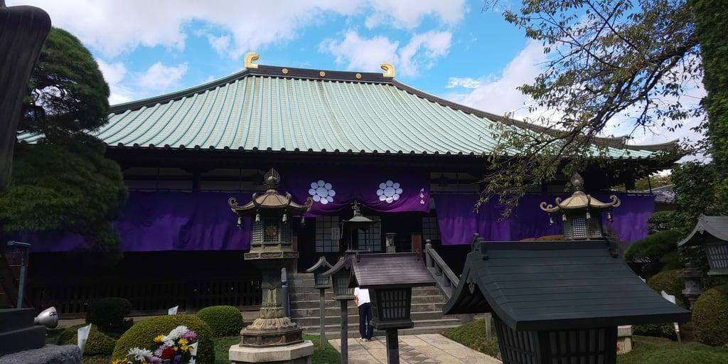 密藏院の本殿
