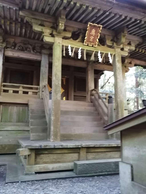 鹿島神宮の本殿
