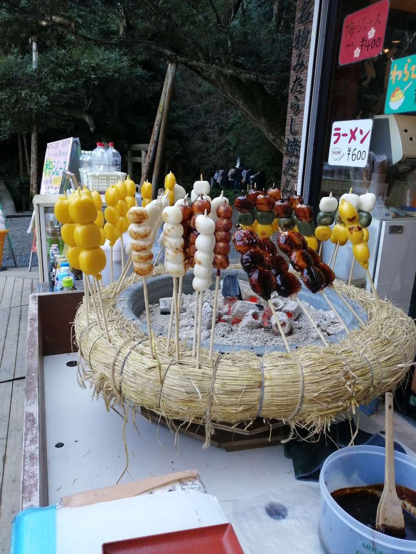 鹿島神宮の食事