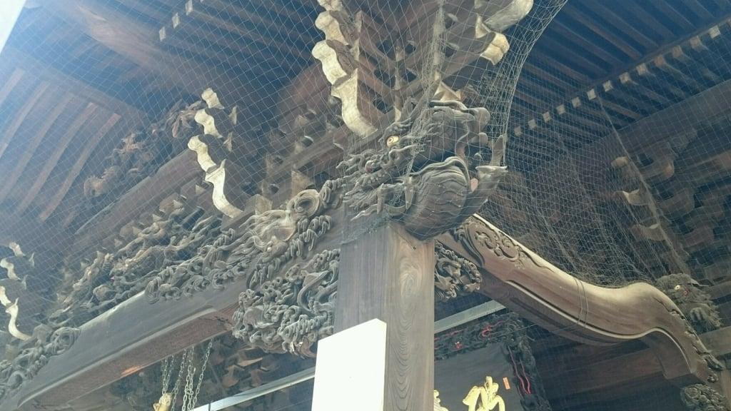覚林寺の芸術
