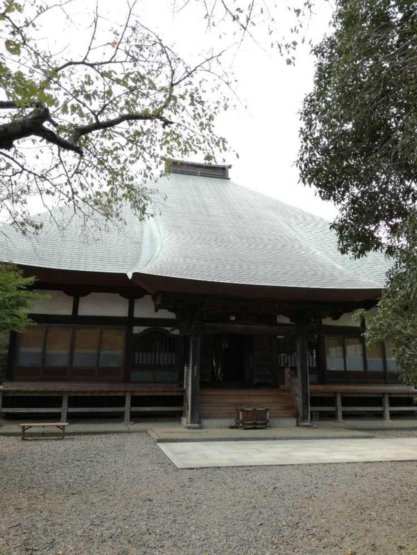 竜禅寺の本殿