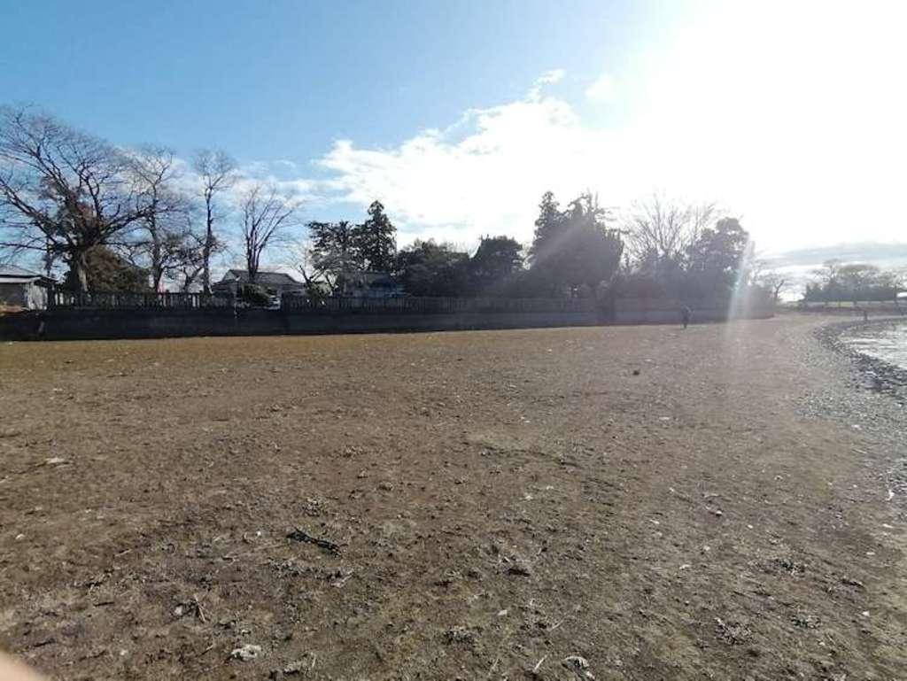武蔵第六天神社の周辺