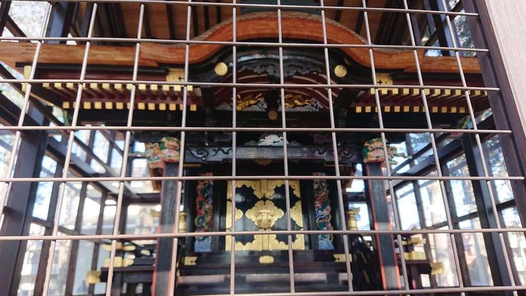 調神社の建物その他